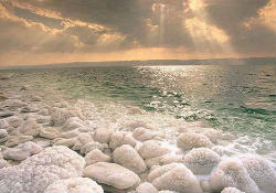 Dead Sea Holy Land