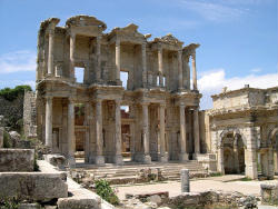 Ephesus biblical Turkey
