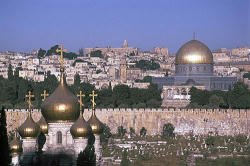 Jerusalem Holy Land