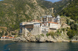 Mt Athos Christian Greece